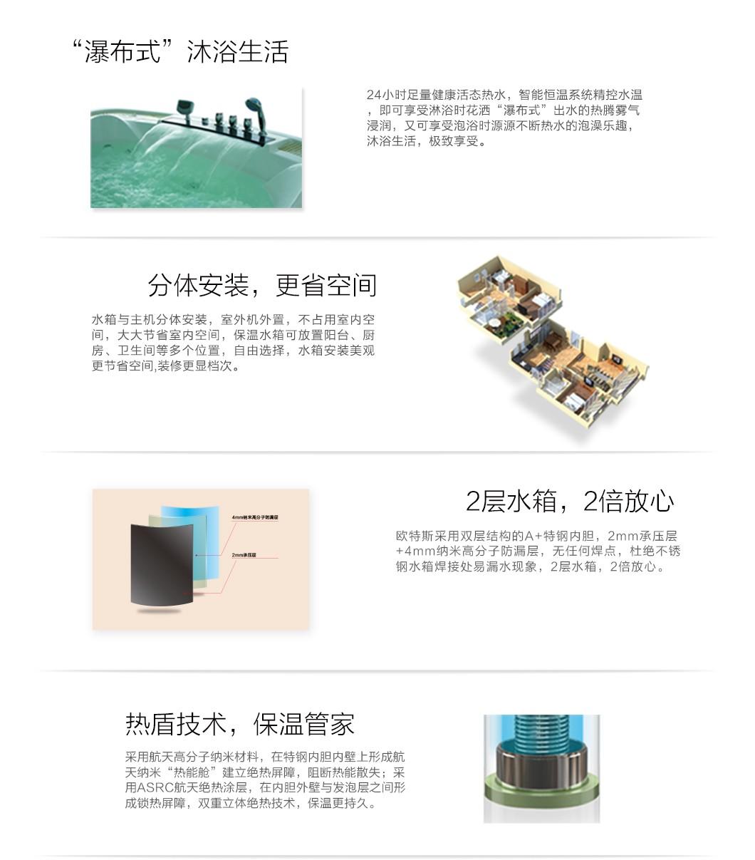 中广欧特斯空气能热水器