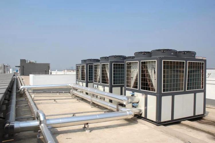 学校空气能热水工程