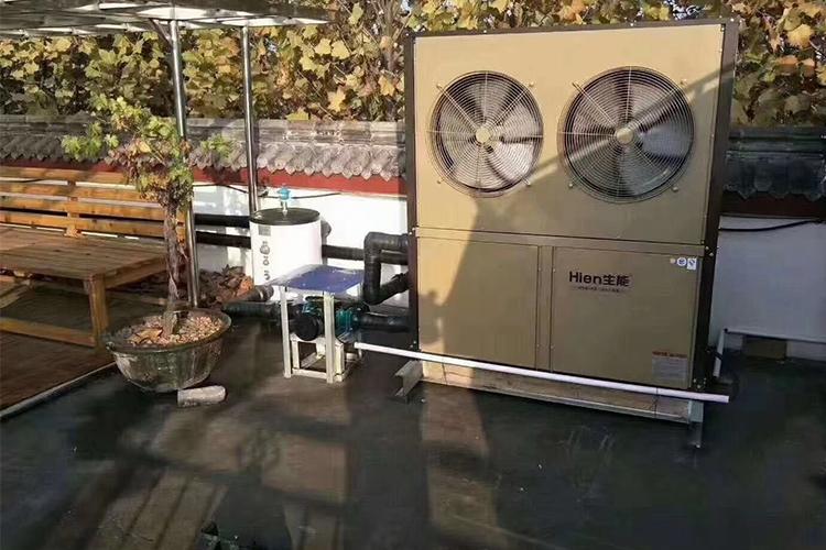 空气能二联供系统