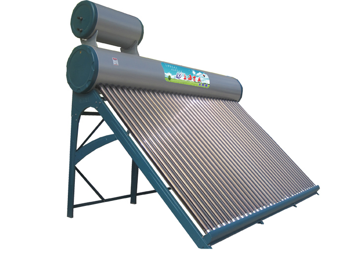 上海百业一体承压式太阳能热水器