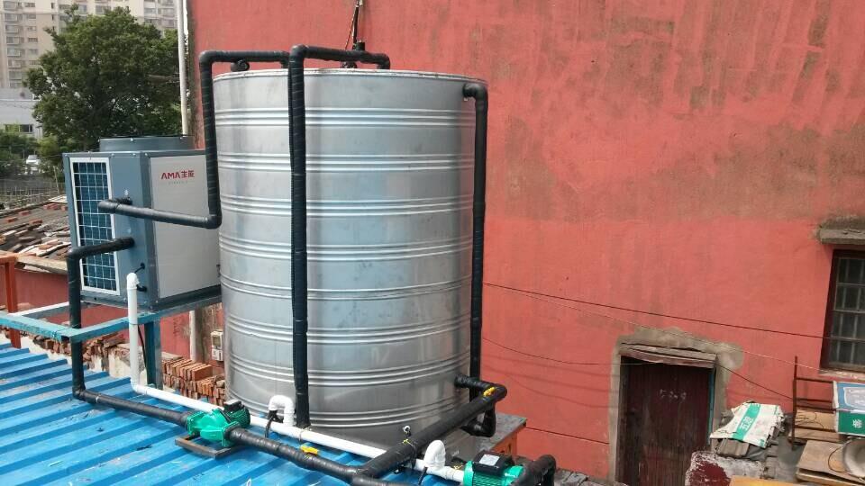 5匹空气源热泵