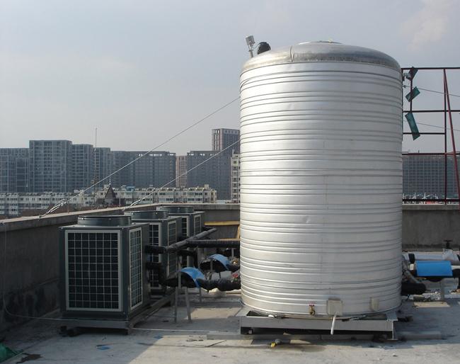 员工宿舍楼空气能热水器系统