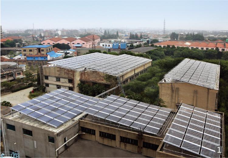 太阳雨太阳能工程