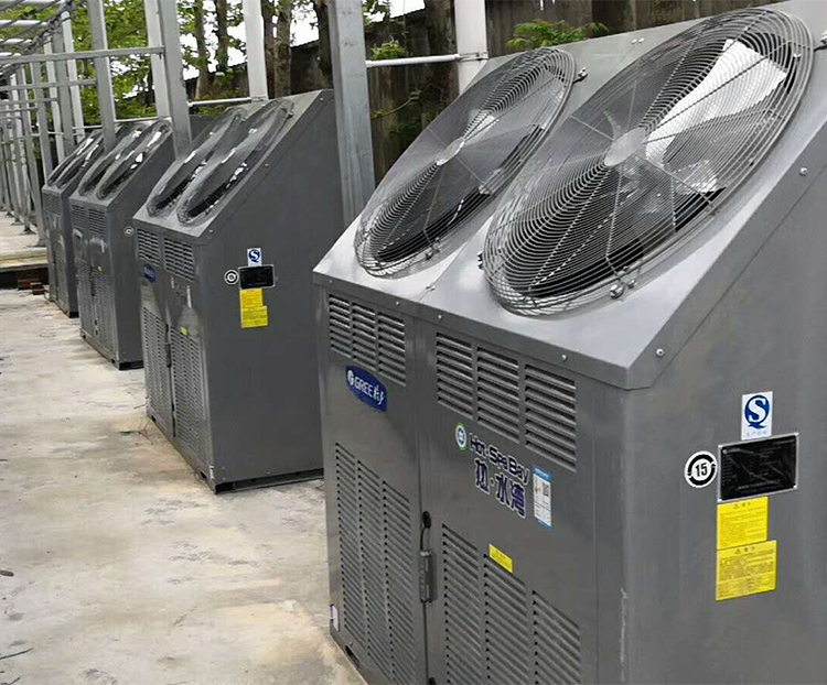 商用格力空气能热水器