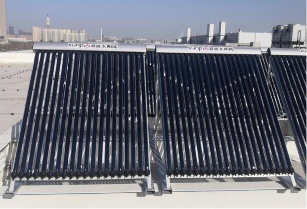 承压热管式太阳能集热器