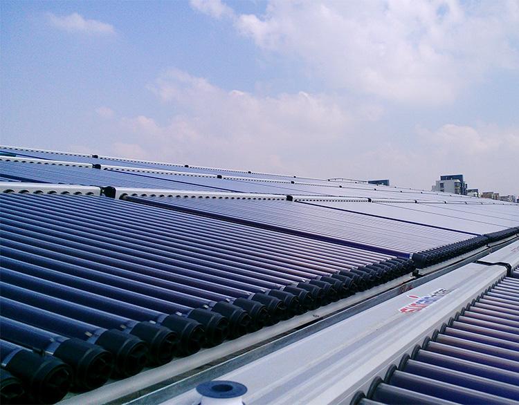 学校太阳能热水