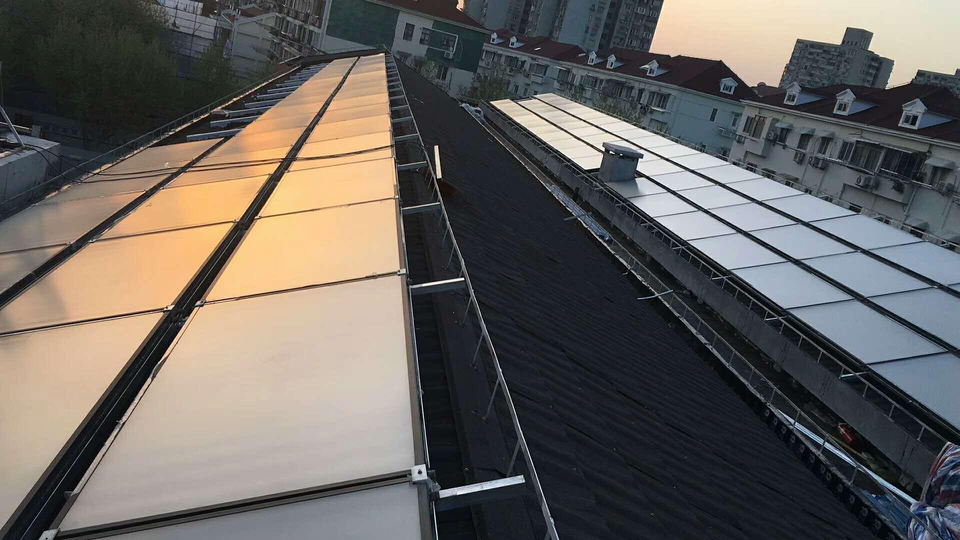 太阳能热水器平板