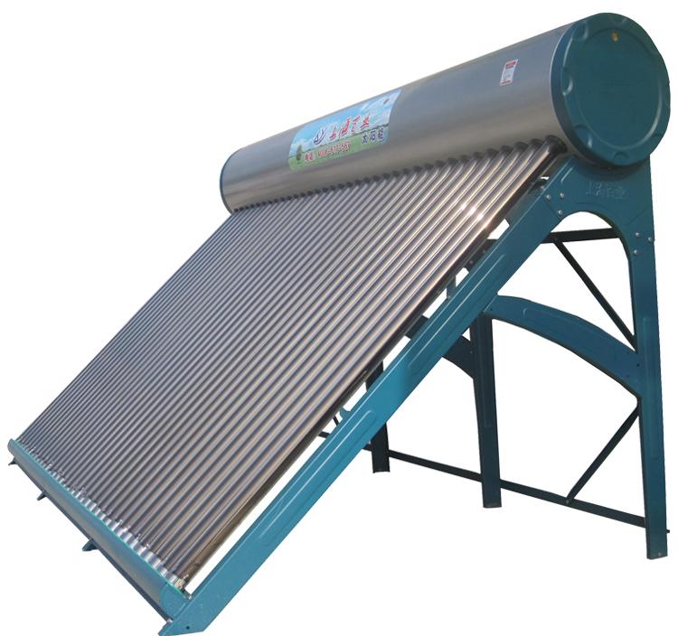 上海百业太阳能热水器