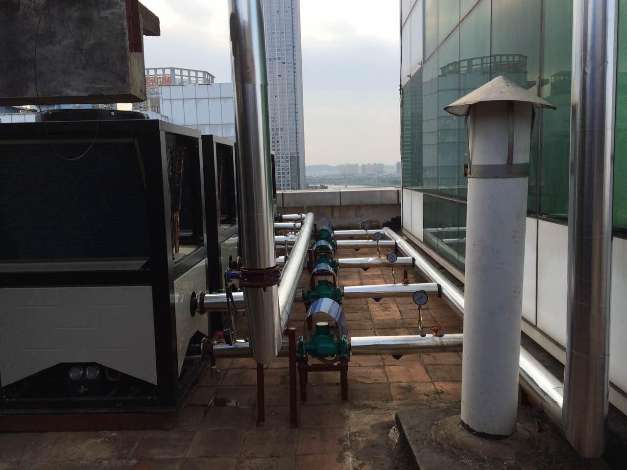 酒店空气能热水工程