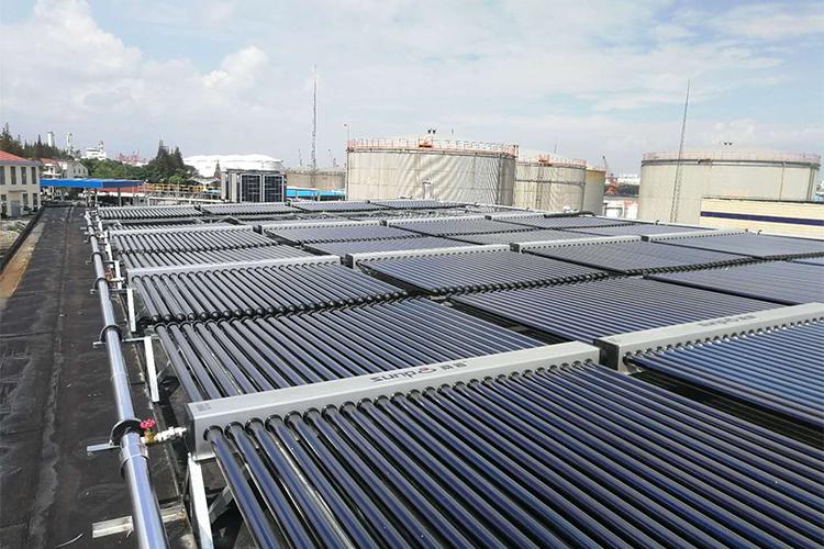 10吨水太阳能工程报价