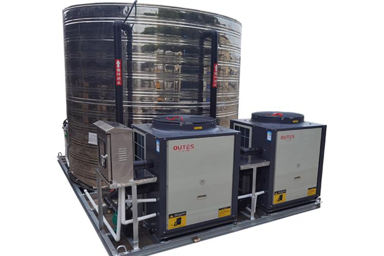 空气能热水器商用一体机