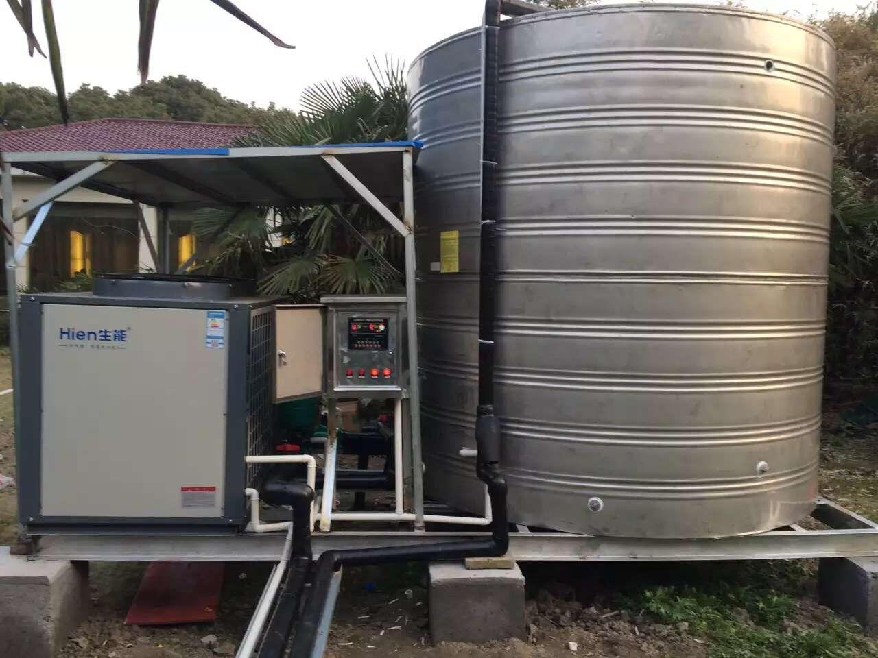 宿舍用空气能热水器系统