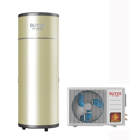 家用空气能热水器_中广欧特斯150L