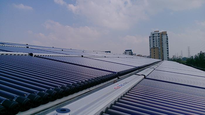 热管式太阳能集热器