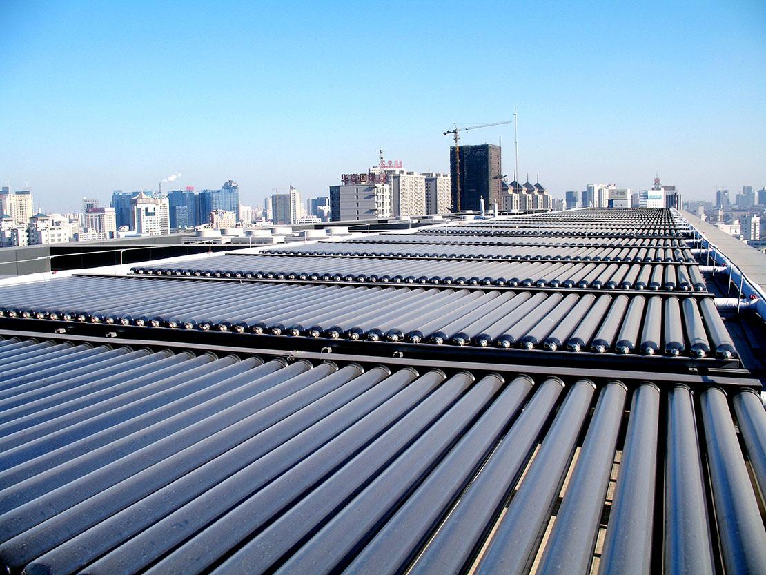 太阳能热水安装工程