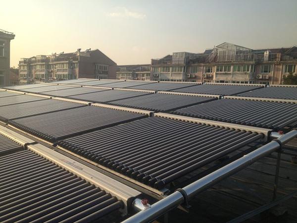 U型管太阳能集热器设计