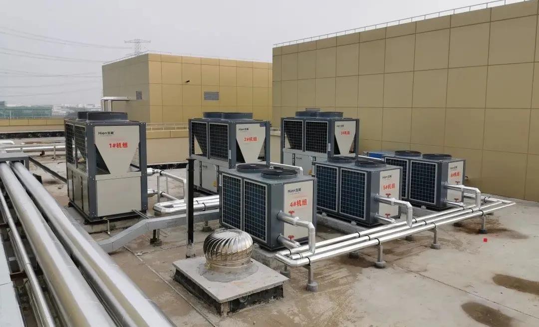 医院空气能热水工程