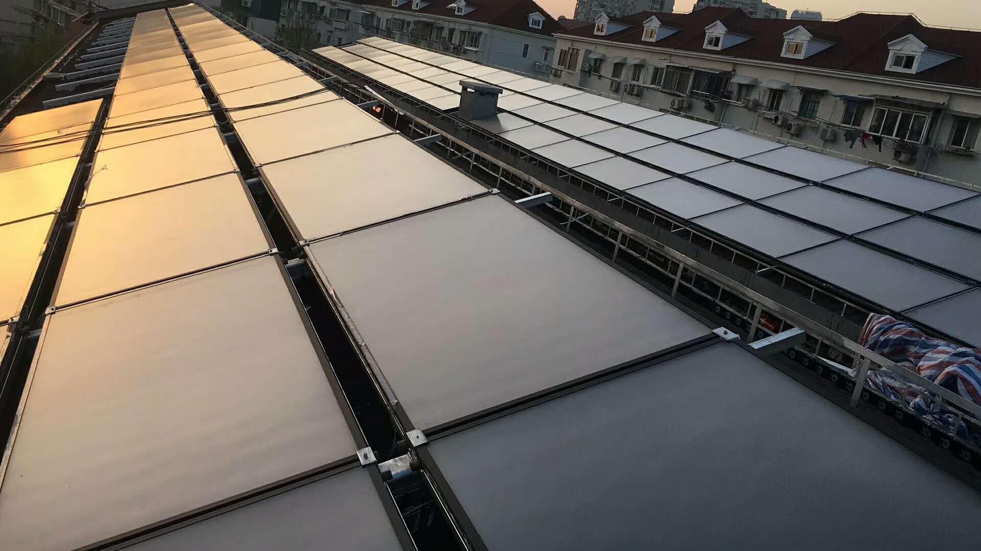 平板太阳能白小姐特码器 四季沐歌太阳能集热板