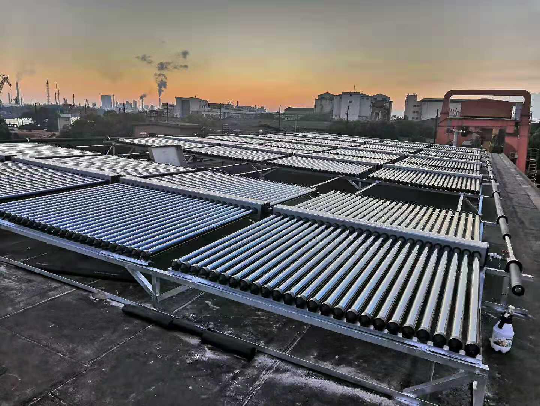 全玻璃真空管太阳能