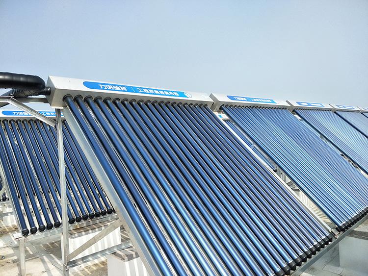 厂房宿舍太阳能热水器