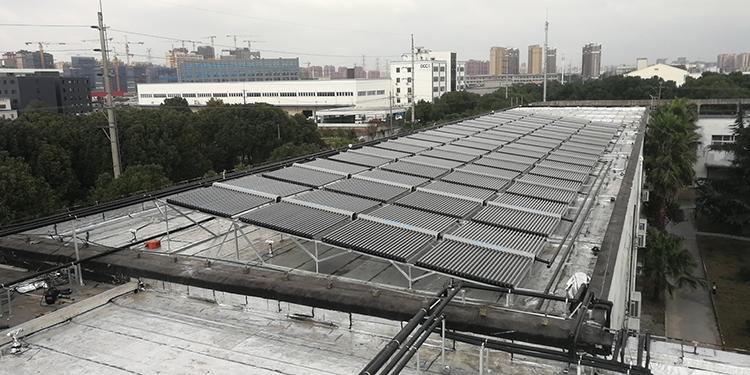 康德莱员工宿舍太阳能