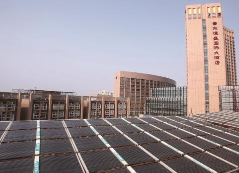 四季沐歌太阳能上海热水工程