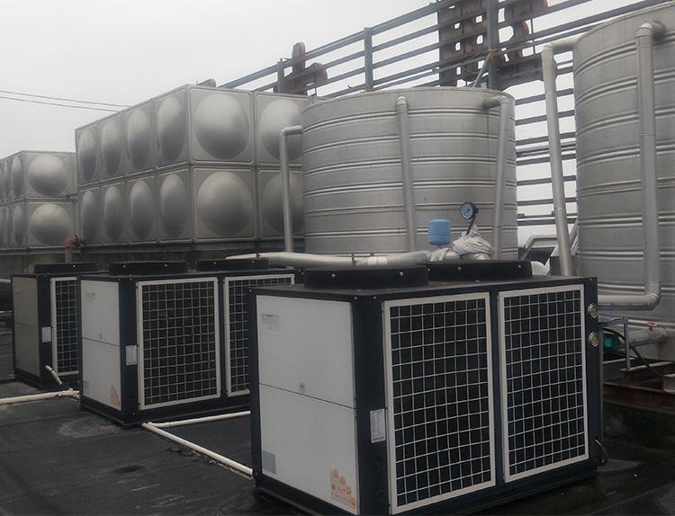 宾馆空气能热水系统