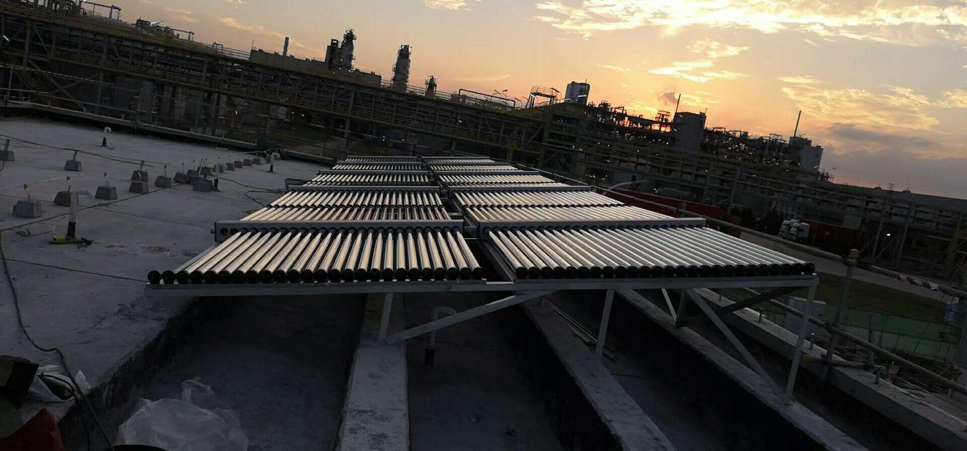 太阳能游泳池加热系统