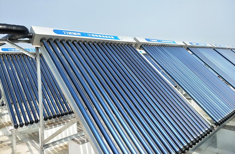 福斯油品员工宿舍太阳能
